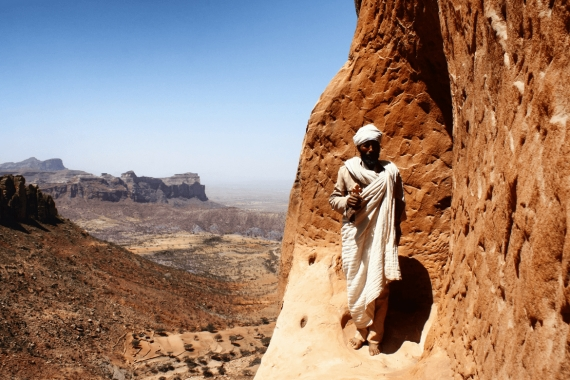 The Oldest Rock-hewn churches of Tigray